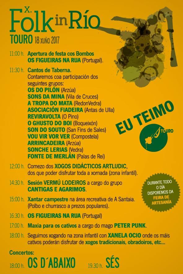 Cartel Folk in Río 2017