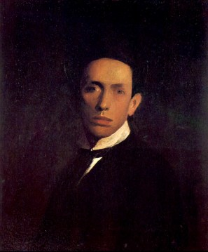 Autoportret (Self-portrait), 1908.