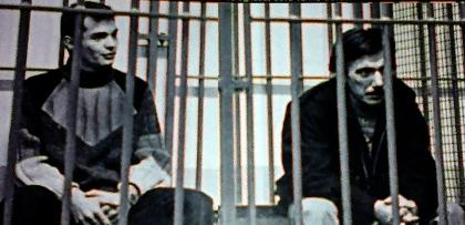 Moreno Pesci e Carmelo Lopes a processo per il delitto Polvani. Saranno assolti. Fonte L'Europeo