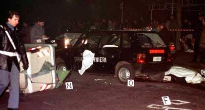 4 gennaio 1991, la strage del Pilastro. Foto La Repubblica