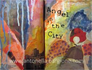 angel in the city w