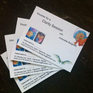 Clarity session voucher