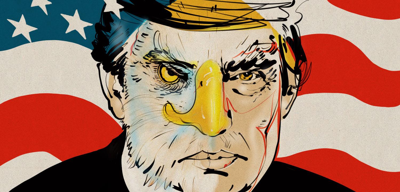 """Dolad Trump """"Eagle"""""""