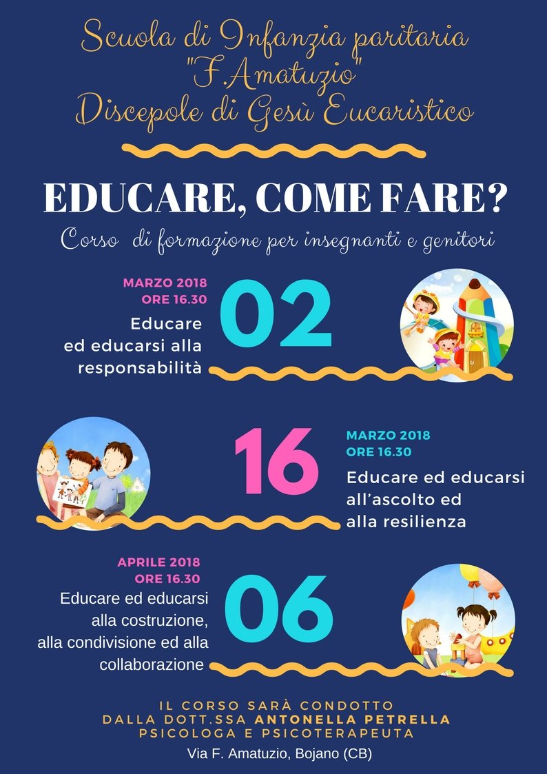 Educare, come fare?