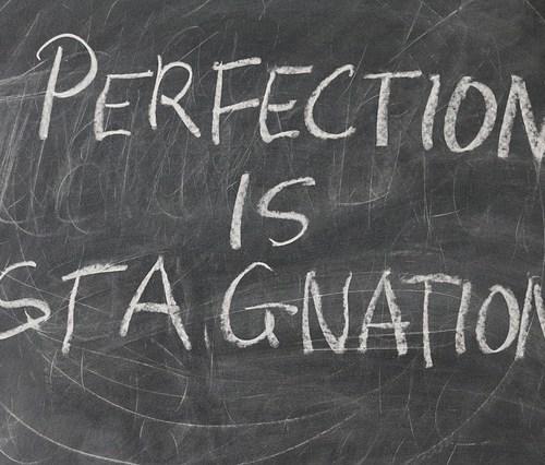 3 motivi per smettere di cercare di essere perfetto perfezione