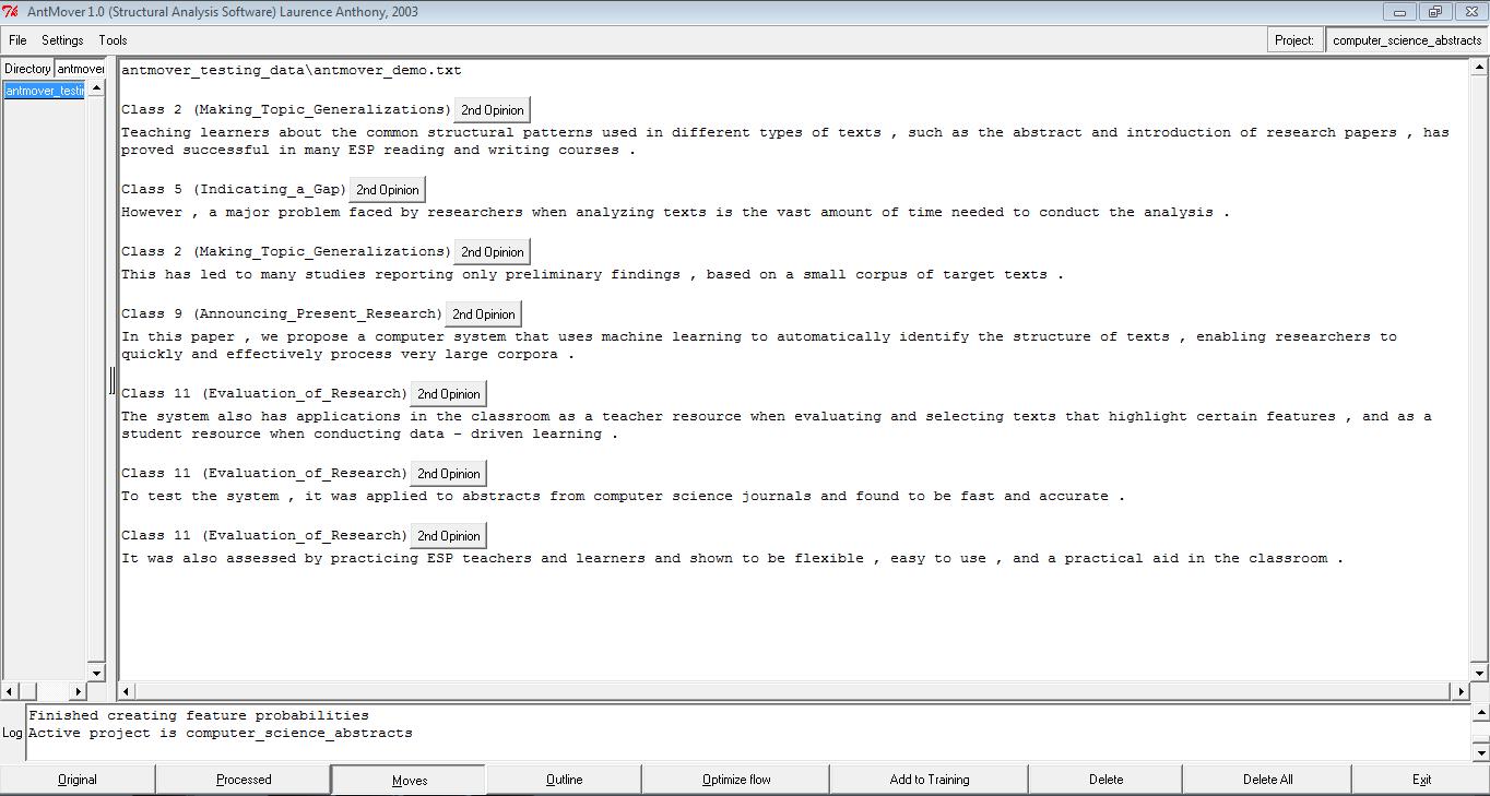 Academic summary example. Analysis, Essay Example. 2019-02-21