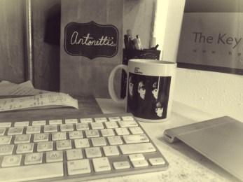 Beatles coffee and Antonetti's