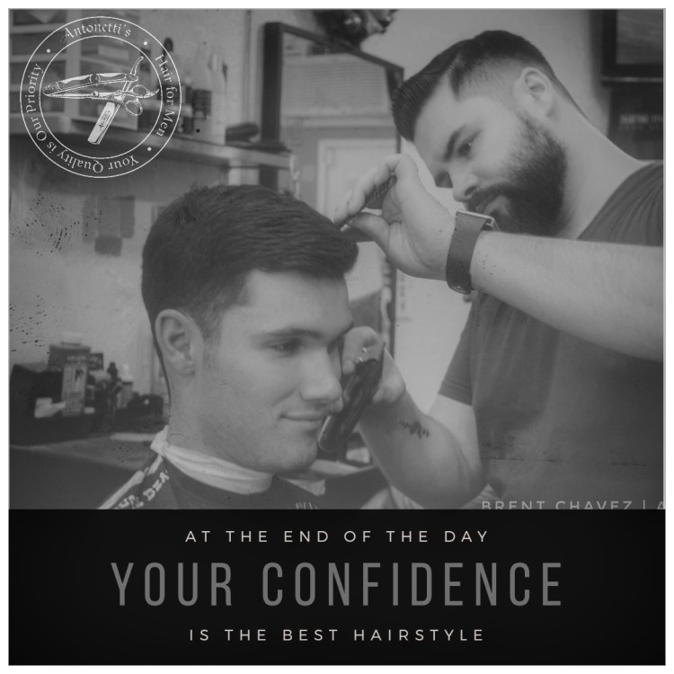 Your Confidence