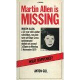 Martin Allen está ausente