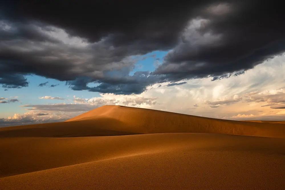 desert landscape photography quick