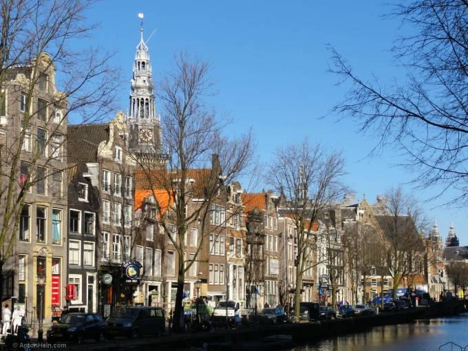 Oude Kerk (Old Church), Amsterdam