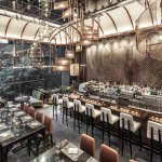 Ammo Restaurant Hong Kong By Wang Studios Military Chic Creates A Surreal Yet Modern Space Interior Designer Antonia Lowe