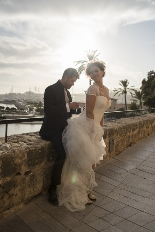 Wedding Photo Session in Mallorca Spain