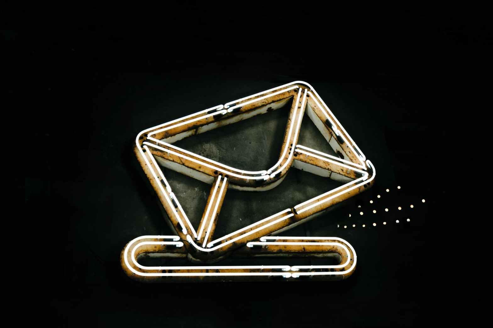 gold letter y on black background