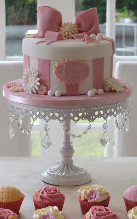 Celebration cakes cupcakes  wedding cakes custom design age or logo
