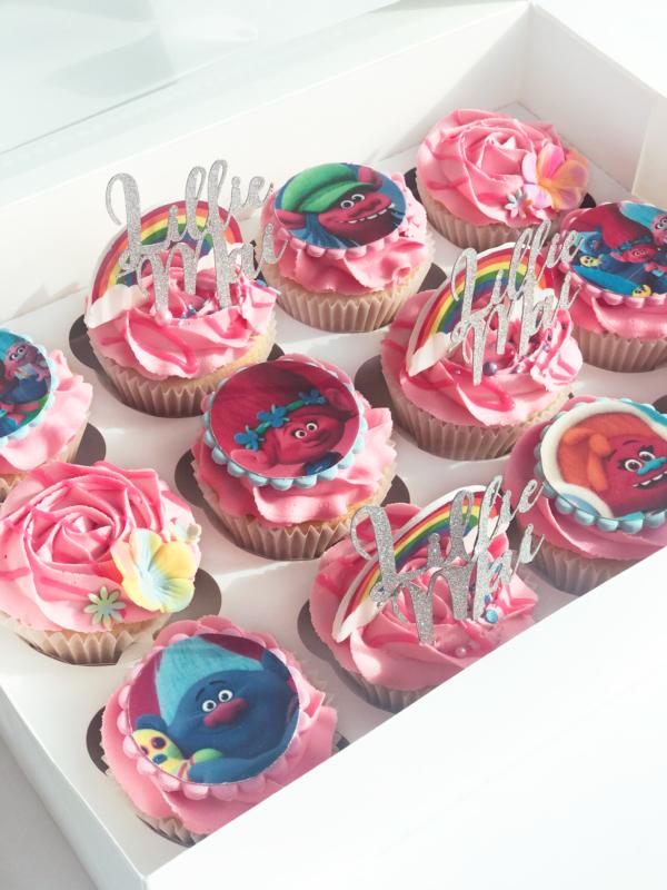 Trolls Cake Celebration Novelty Cakes Antonias Cakes