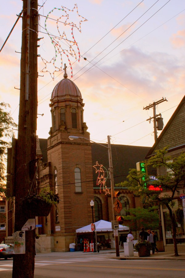 Feast Of Assumption Murray Hill Little Italy Antonio