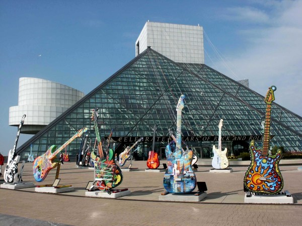 Rock and Roll Hall of Fame Ohio