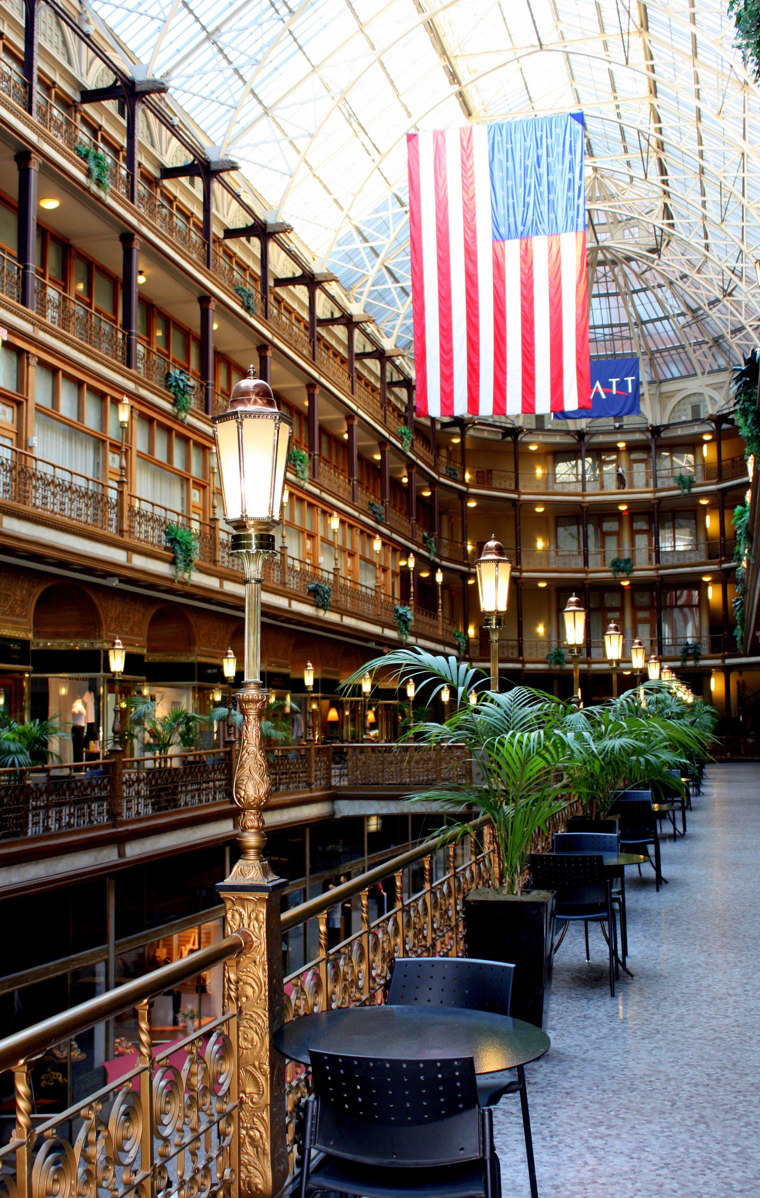 Clevelands historic architecture  Antonio Rambls travels