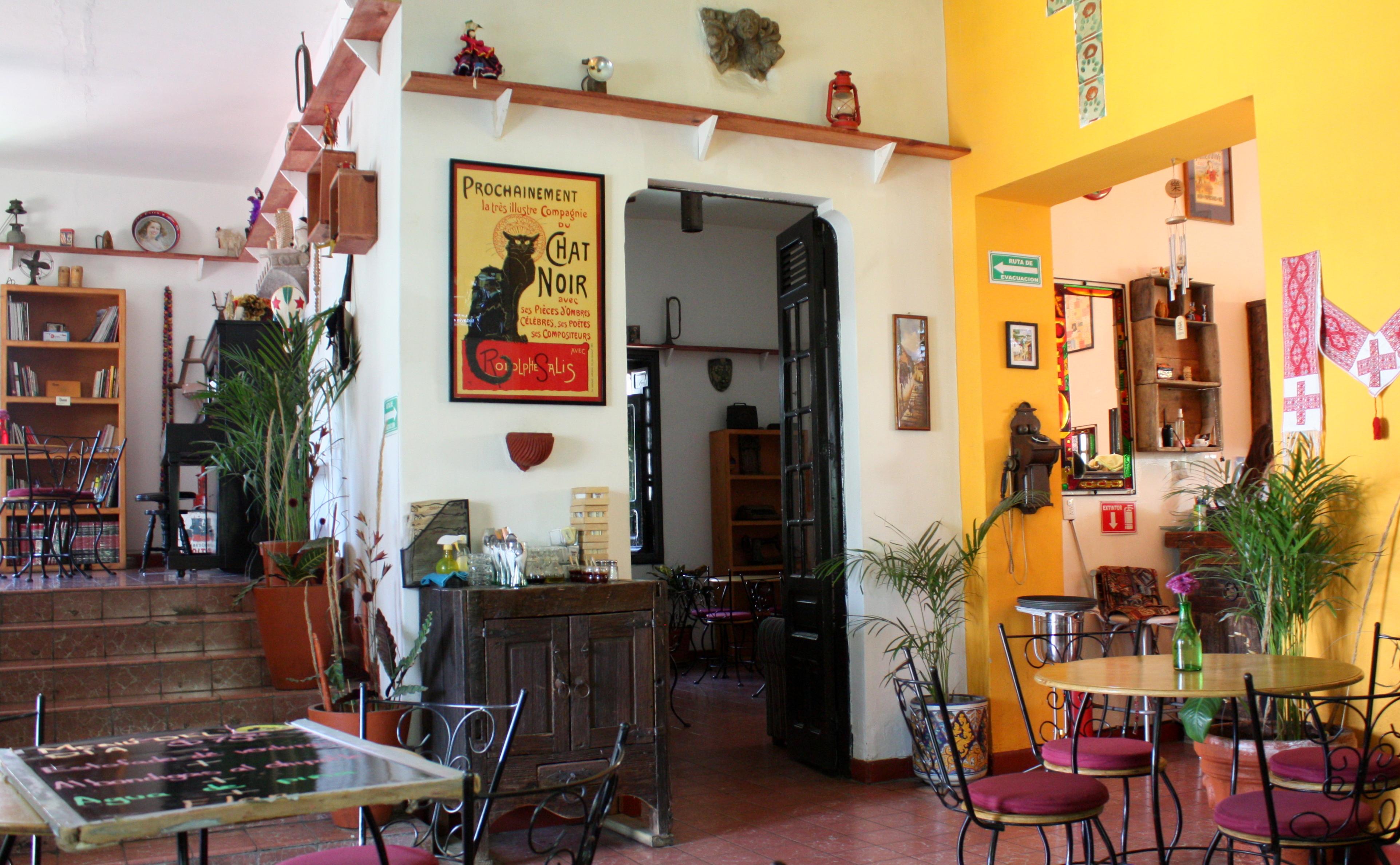 Primer Piso Jazz Club Guadalajara  Antonio Rambls travels