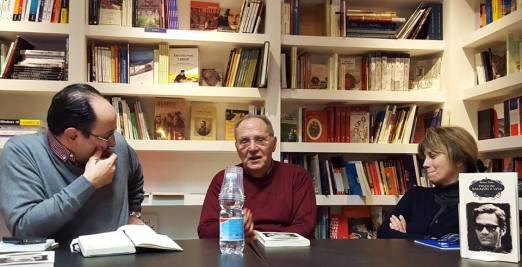 A presentare l'incontro con Paris anche Barbara Del Bono Idda (Foto R. Persian)