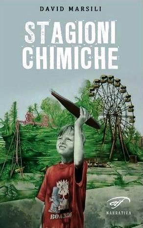 La copertina del libro illustrata da Riccardo Ruberti