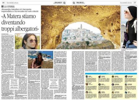 Intervista Alessandra Antodaro
