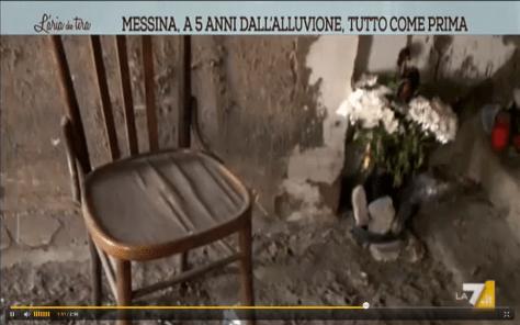 Antonio Condorelli giornalista La7 Giampilieri2