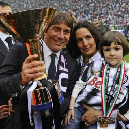Antonio Conte Childhood Story