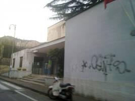 La scuola di Via Carlo Amalfi