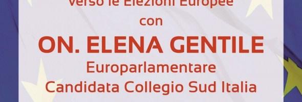 Incontro con Elena Gentile