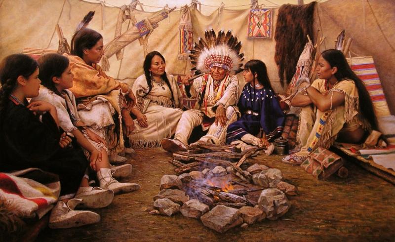 Vite precedenti: la tribù