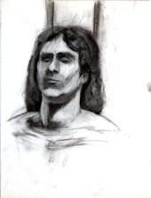 1981 male head #1