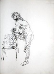 1981 male nude #1
