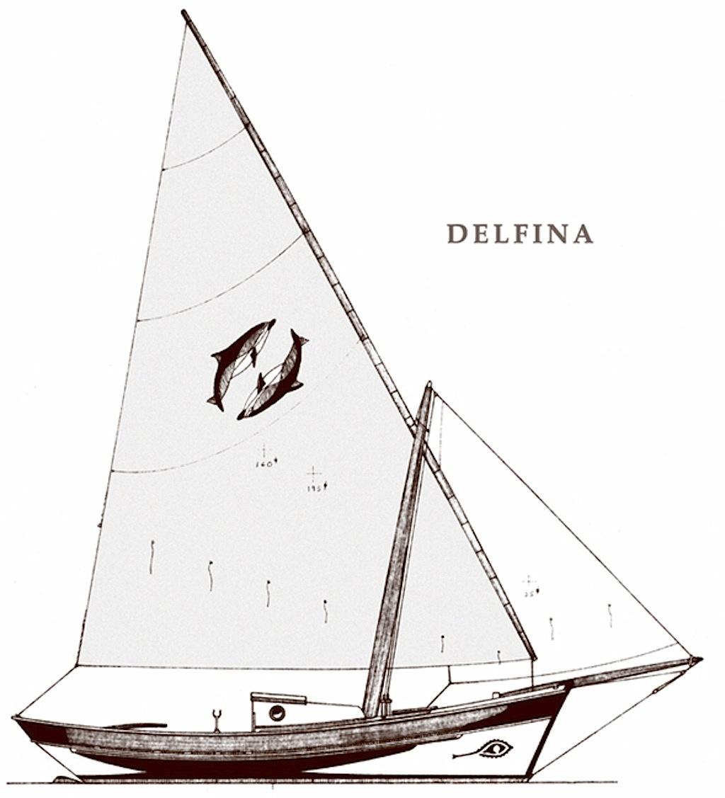 38′ Sloop Boat, Helen