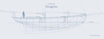 46-schooner-profile-lines