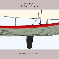15' Dayboat, Robert Olson
