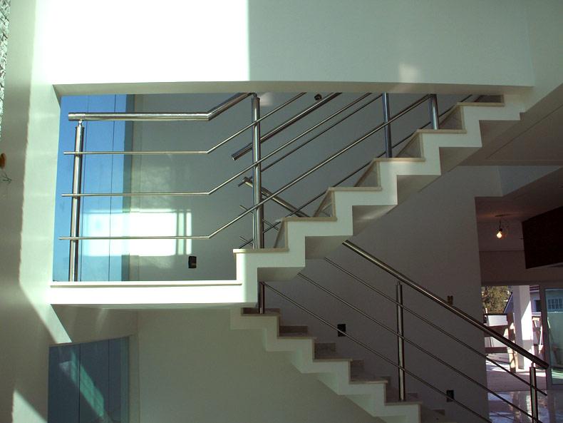 Escada, parte II (3/6)