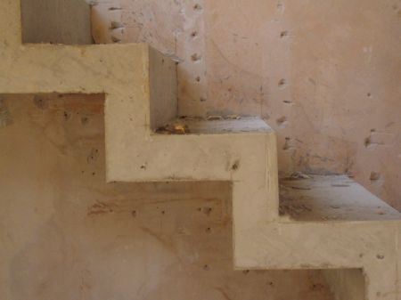 Escada, parte II (1/6)
