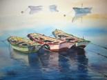 Barcas 70x50, 100 €