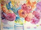 Flores I 35x25