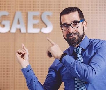 Antonio Gassó, director general de GAES Centros Auditivos