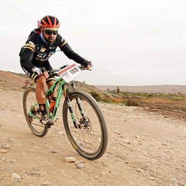 Épica GAES Atacama, carrera de mountain bike en el desierto chileno de Atacama
