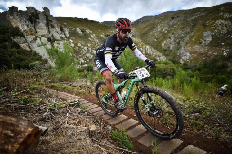 Antonio Gasso Cape Epic