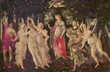 La Primavera - Sandro Botticelli