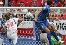Italia - Rep. Ceca 2-0