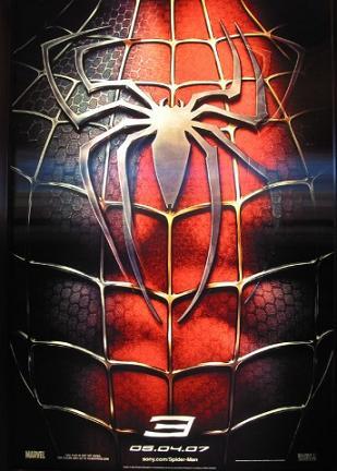 Spider-Man 3, il nuovo poster