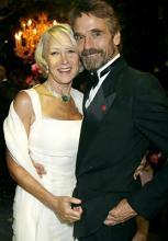 Helen Mirren e Jeremy Irons