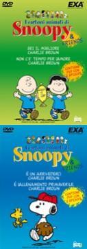 """""""I cartoni animati di Snoopy & friends"""", volumi1-2"""