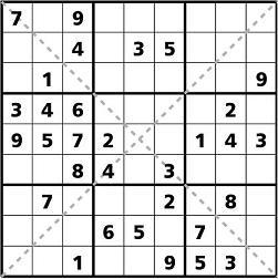 Sudokudiagonale